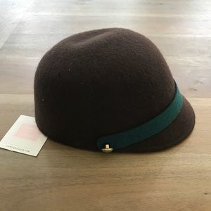 NWT Janie and jack riding hat